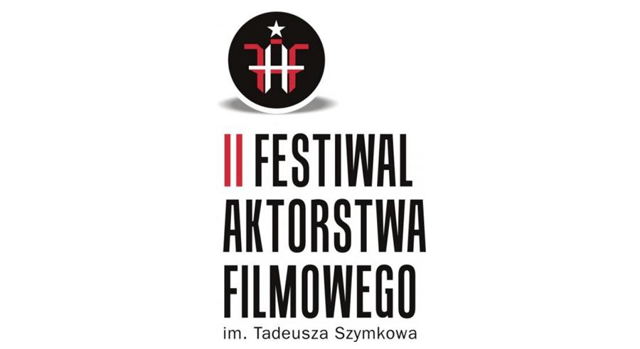 II festiwal aktorstwa filmowego - logo