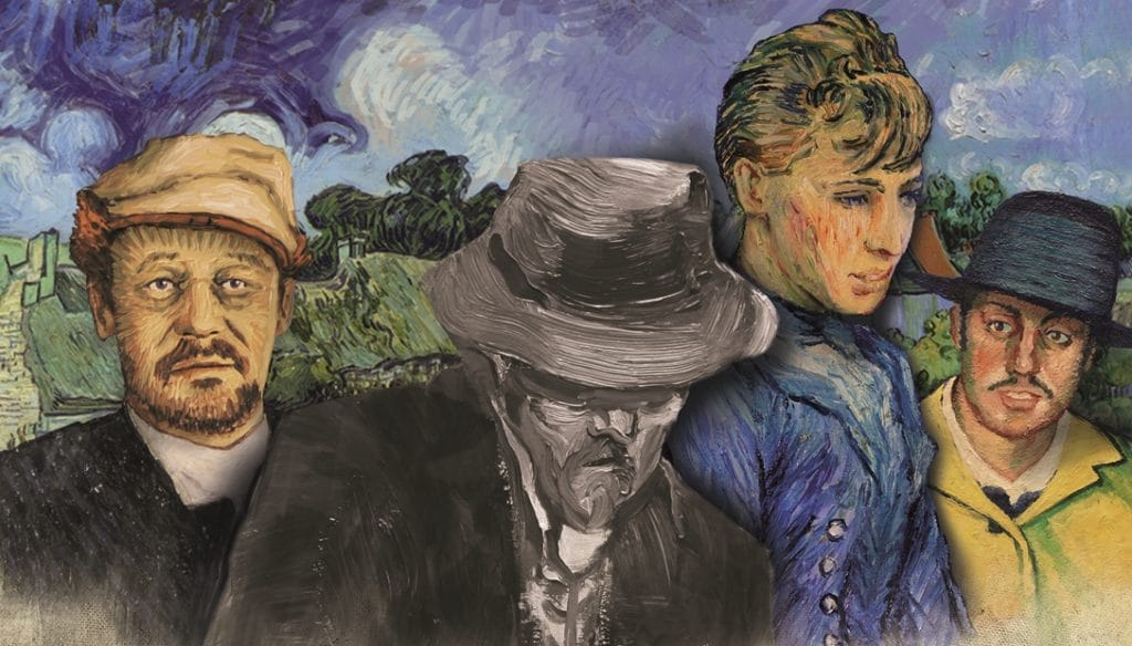 Loving Vincent - plakat