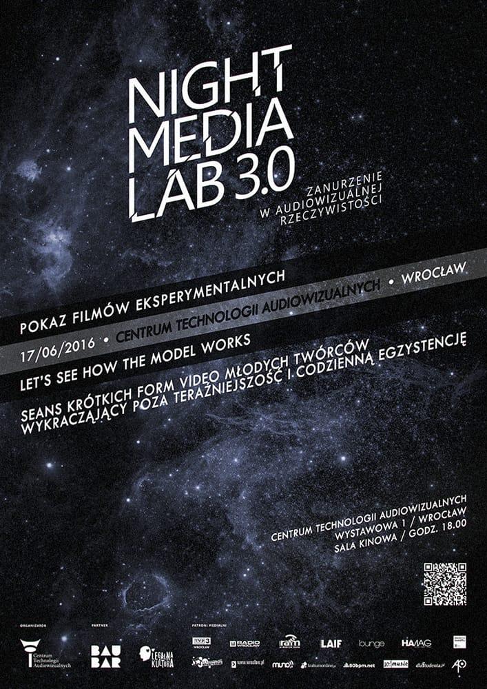 NML 3.0 Pokaz Filmów Plakat M