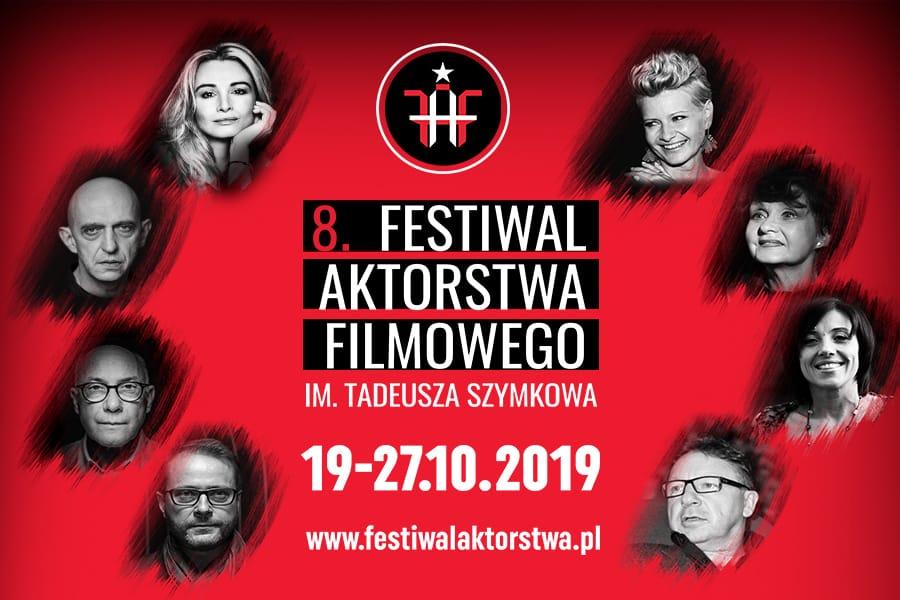 8 Festiwal Aktorstwa Filmowego - banner
