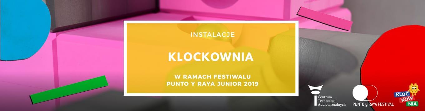 Klockownia - instalacje - banner